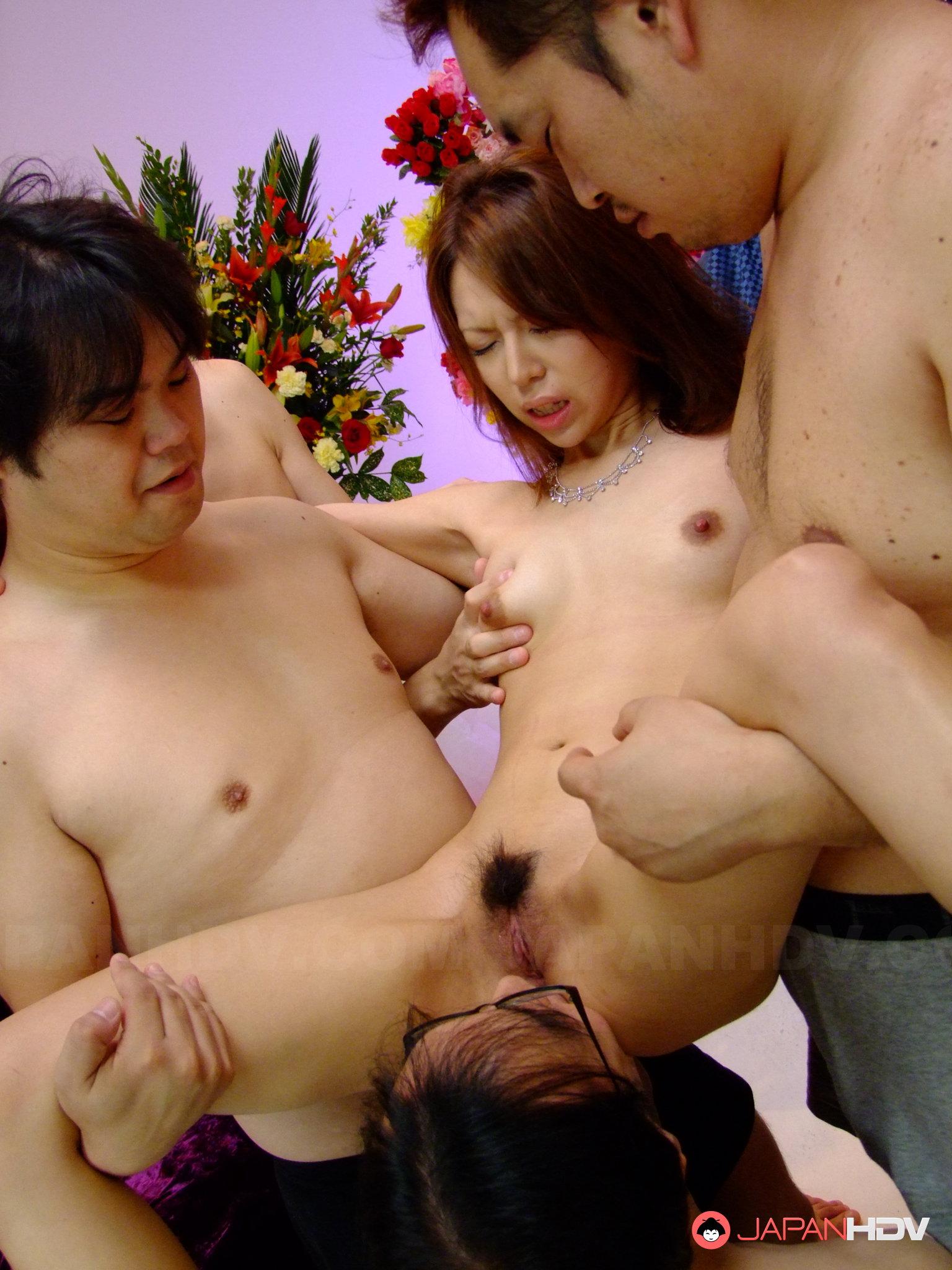 Японское порево фото
